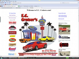 E.C. Cruiser's Car Club